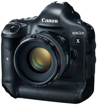 Profesionální zrcadlovka Canon EOS 1D X
