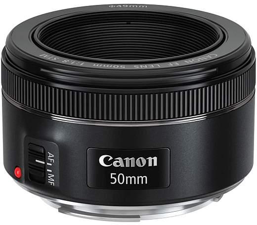 Canon EF 50mm f/1,8 STM | moje Tajemno