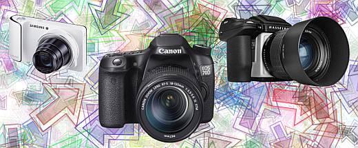 Jaký fotoaparát si vybrat? Nejčastější problémy s výběrem fotoaparátu.