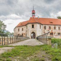 Nepravé HDR - zámek Vartemberk | moje Tajemno