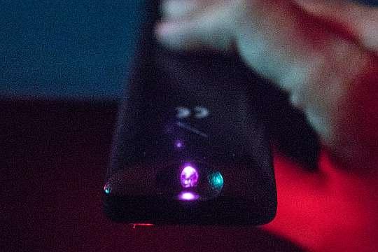 IR LED na ovladači | moje Tajemno