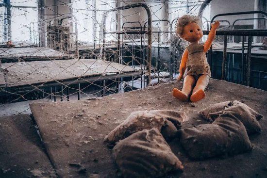Panenka z Černobylu | moje Tajemno