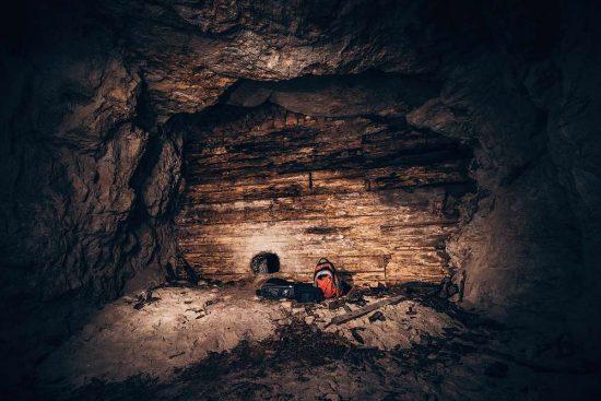 Urbex - průlezová díra v podzemí | moje Tajemno