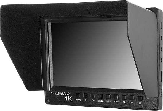 Náhledový monitor | natáčení videa fotoaparátem | moje Tajemno