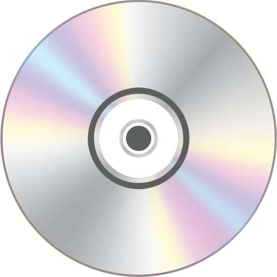 CD / DVD určené pro zálohování dat