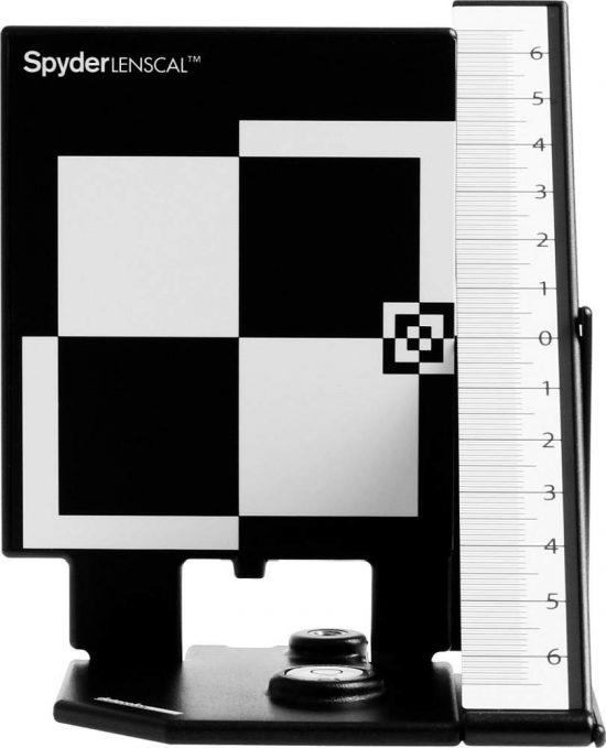 Vylepšený testovací obrazec na front / back focus | moje Tajemno