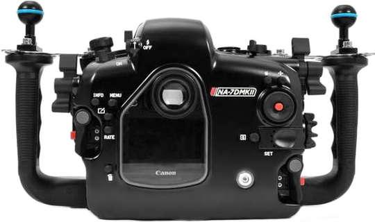 Podvodní pouzdro pro Canon EOS 7D Mark II | moje Tajemno