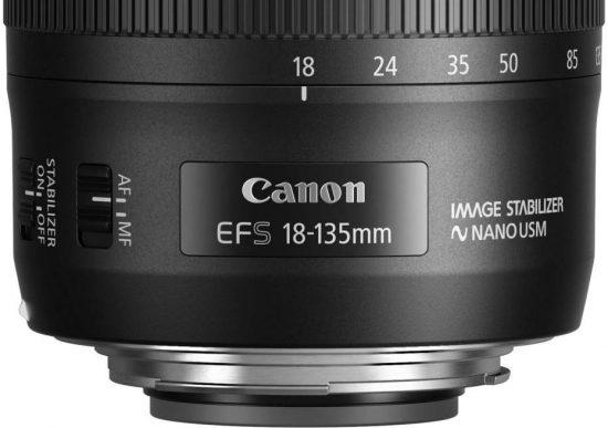 Zkratky objektivů Canon (EF-S) | moje Tajemno