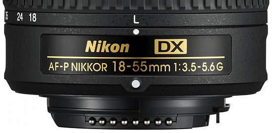 Zkratky objektivů Nikon (AF-P) | moje Tajemno