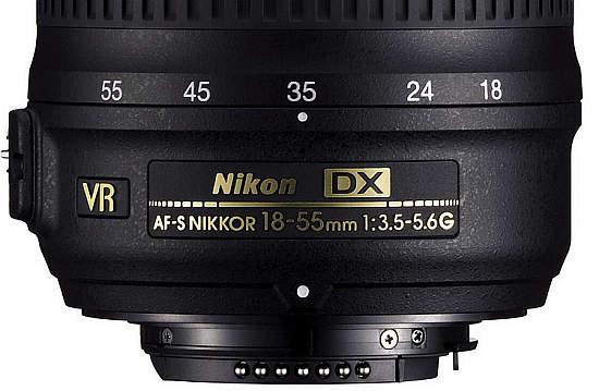 Zkratky objektivů Nikon (AF-S) | moje Tajemno