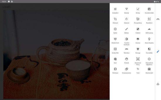 Aplikace pro úpravu fotografií | Snapseed | moje Tajemno