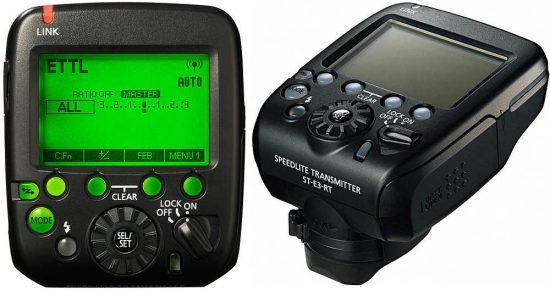 Dálkové odpalování blesků přes rádiový signál | Canon Speedlite Transmitter ST-E3-RT | moje Tajemno