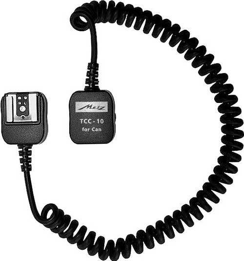 TTL zábleskový kabel | moje Tajemno