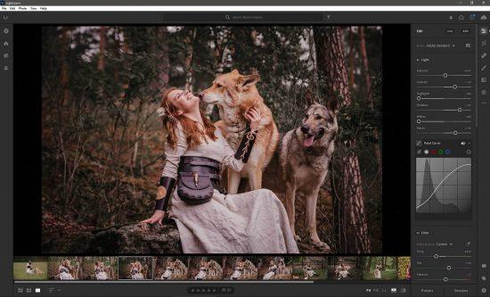 Vyvolání RAW v Adobe Lightroom | moje Tajemno