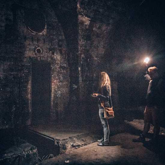 Fotografování v podzemí | moje Tajemno